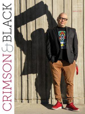 Crimson and Black Magazine Spring 2021 issue