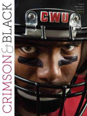 Crimson and Black Magazine Fall 2019 issue