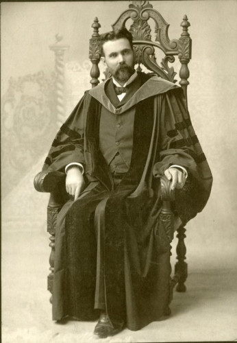 4 John P Munson 1900