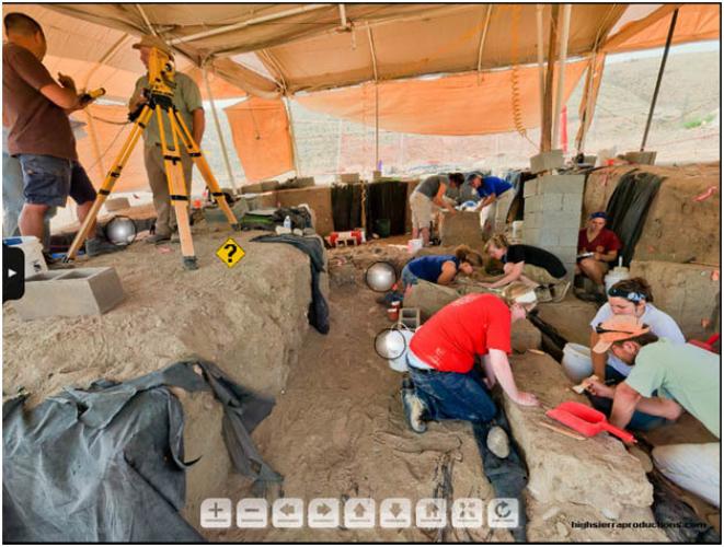 7 Wenas Dig Site