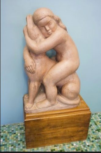 Affection statue Meisner