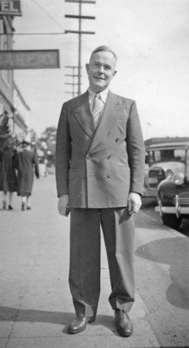 Harold Quigley 1943