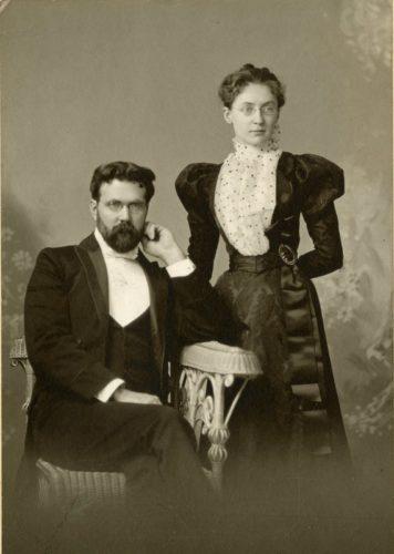 John and Sophie Munson