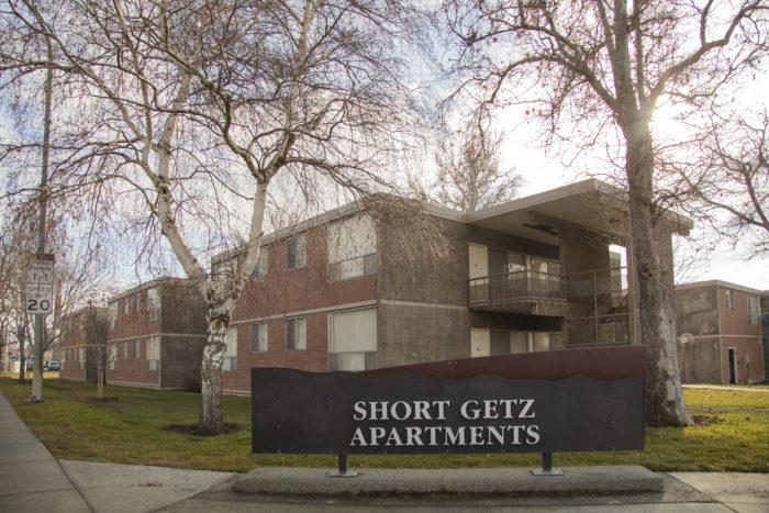 Short Getz Apartments 6830