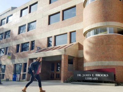 What is in a Name? James Brooks Library