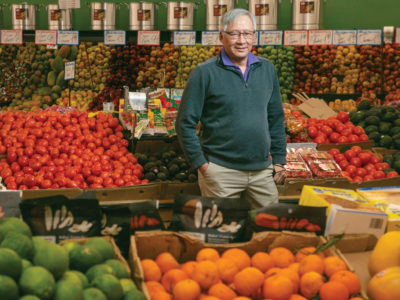 Professor Cooks Up New Approach to Wellness