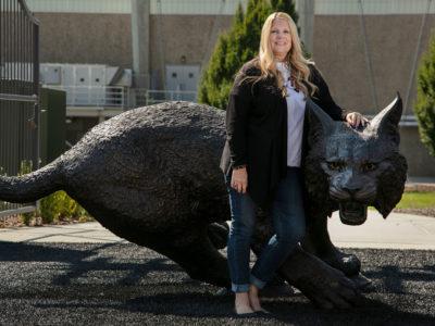 Campus Spotlight: The Unflappable Kim Dawson