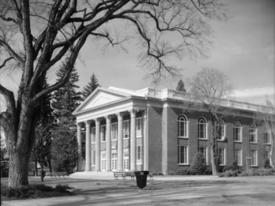 What's in a Name? Shaw-Smyser Hall